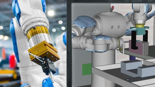 logiciel d'ingénierie / de synchronisation / pour l'ingénierie des process de fabrication / 3D