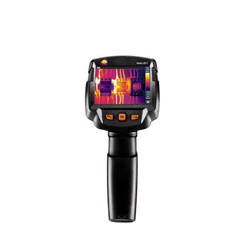 caméra de surveillance / d'imagerie thermique / infrarouge / numérique