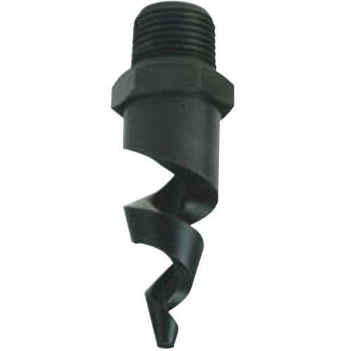 buse de pulvérisation / pour liquides / à cône plein / en plastique