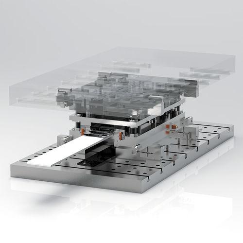 cellule de charge à poutre plate / piézoélectrique