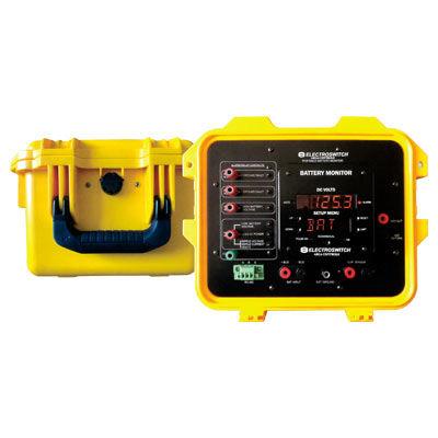 contrôleur de batteries de tension