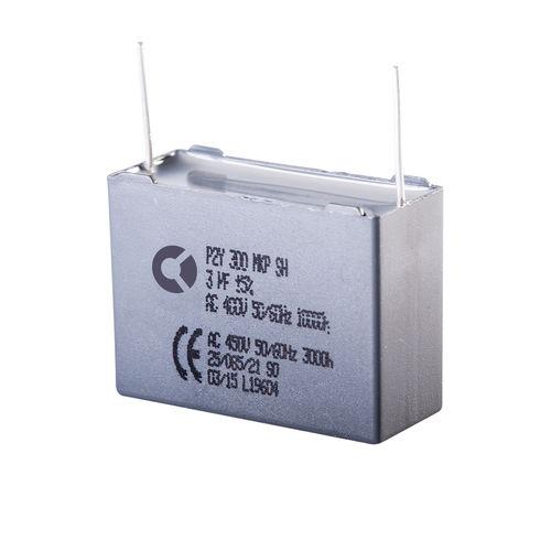condensateur à film / SMD / non inductif / auto-réparable