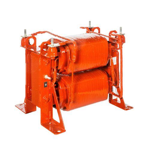 transformateur de puissance / sec / pour applications ferroviaires