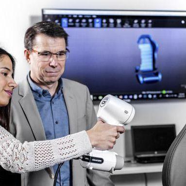 scanner 3D - Creaform