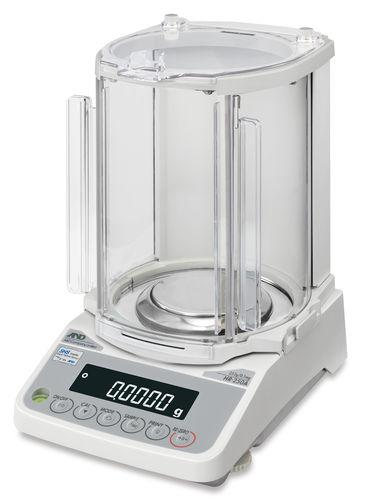 balance de laboratoire / d'analyse / avec afficheur LCD
