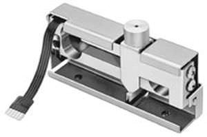 capteur de force à appui central / type poutre / compact / hermétique