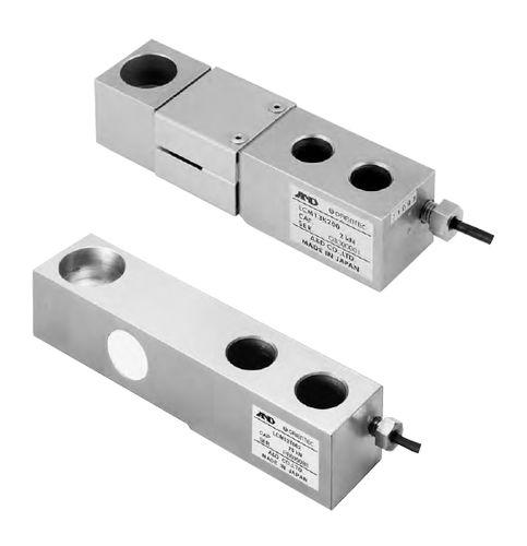 capteur de force en cisaillement / type poutre / en acier inoxydable / par jauge de contrainte