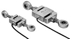 capteur de force en traction compression / en S / par jauge de contrainte