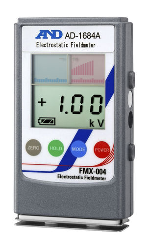 appareil de mesure de champ électrostatique
