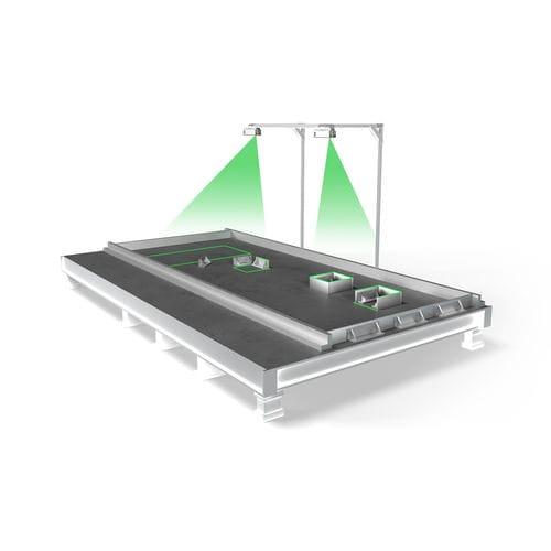 projecteur laser de profil - LAP GmbH Laser Applikationen