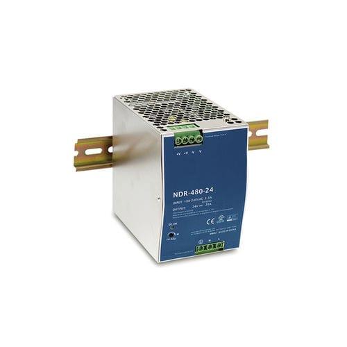 alimentation électrique AC/DC / sur rail DIN / avec protection contre les courts-circuits / avec protection pour surcharges