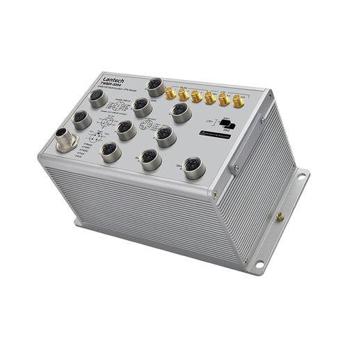 commutateur Ethernet administrable / 10 ports / gigabit / série