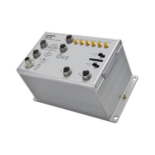 routeur de communication / Ethernet / RS232 / 4G