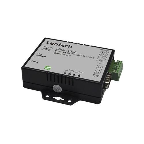convertisseur média / de signal / de protocole / Ethernet