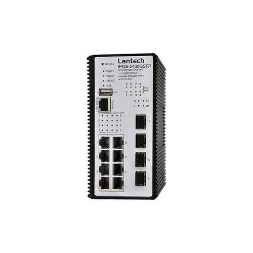 commutateur Ethernet PTPv2