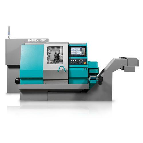 machine de tournage CNC / 2 axes / 3 axes / haute performance