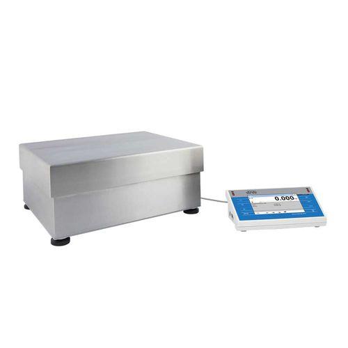 balance à plate-forme / avec indicateur séparé / avec afficheur LCD / étanche