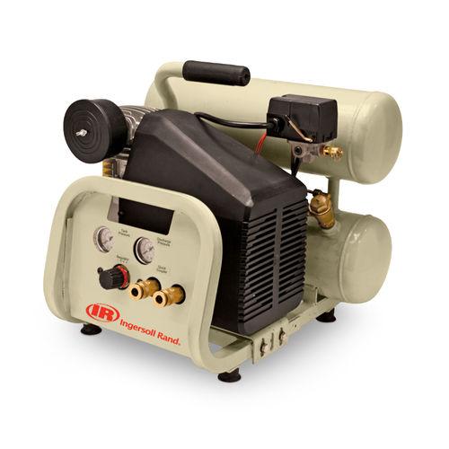 compresseur d'air / portable / à moteur électrique / alternatif