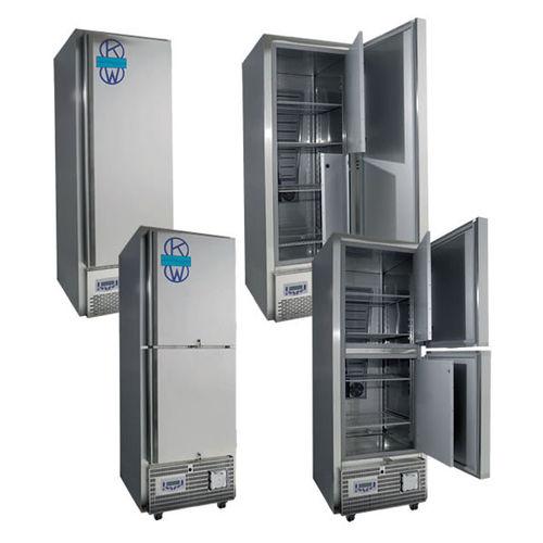 congélateur de laboratoire / basse température / vertical / double porte