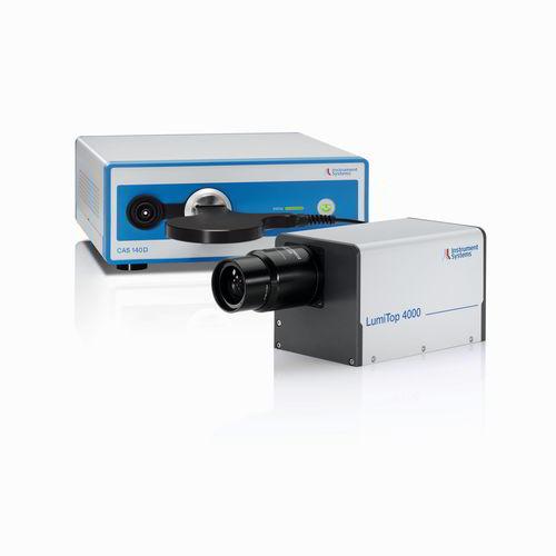 colorimètre d'imagerie pour écrans - Instrument Systems