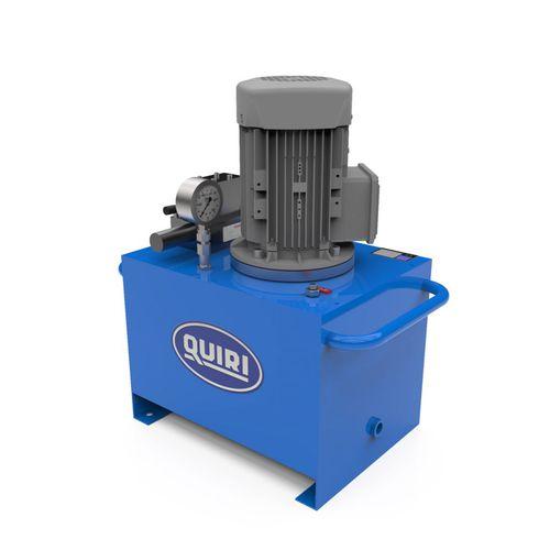 pompe hydraulique à piston axial / à piston radial / électrique / essence