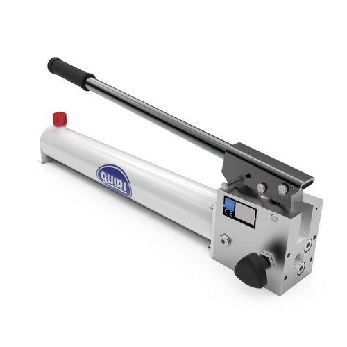 pompe hydraulique à piston / manuelle / à double effet