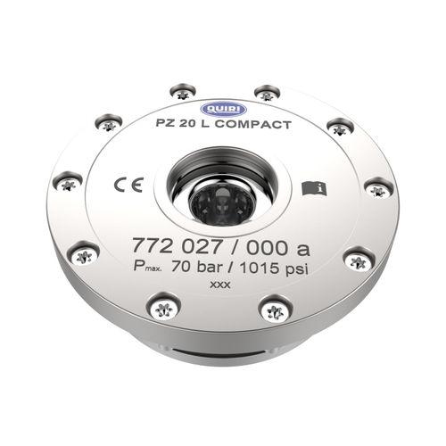 cylindre de serrage point-zero rapide / rond / modulaire