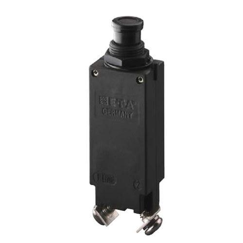 interrupteur à cordon / unipolaire / par solénoïde / électromécanique