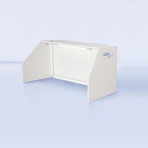 établi en plastique / pour salle blanche / compact