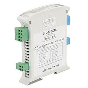 barrière de sécurité électrique à sécurité intrinsèque / pour capteur