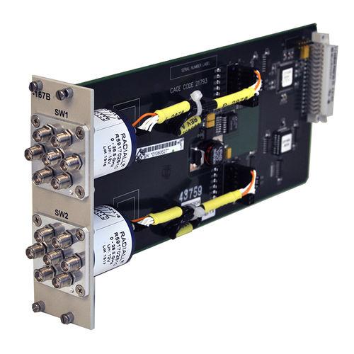 interrupteur SPDT / enfichable / standard
