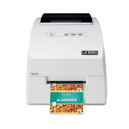 imprimante d'étiquette à jet d'encre