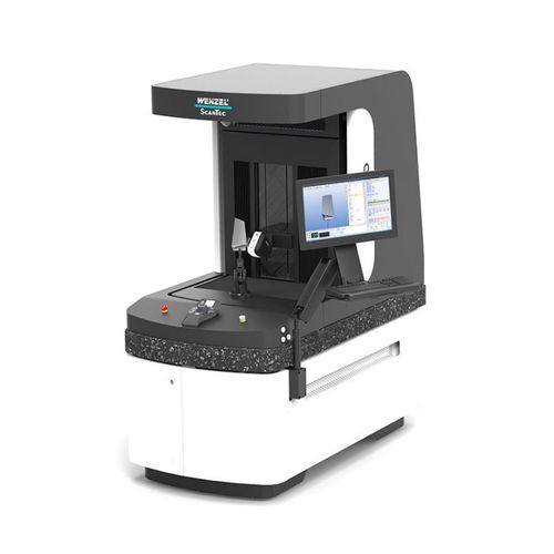 machine de mesure tridimensionnelle col de cygne