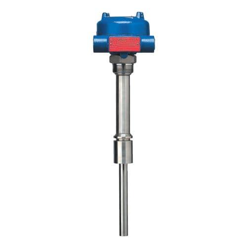 détecteur de niveau à tige vibrante / pour solides / compact / en plastique