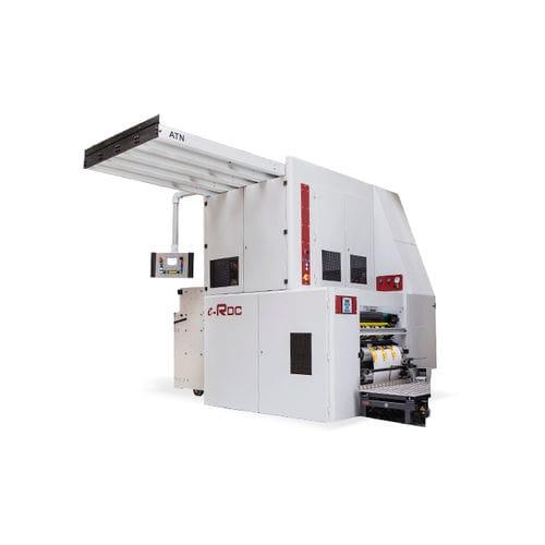 machine de découpe à lame rotative / de papier / pour carton / pour emballage