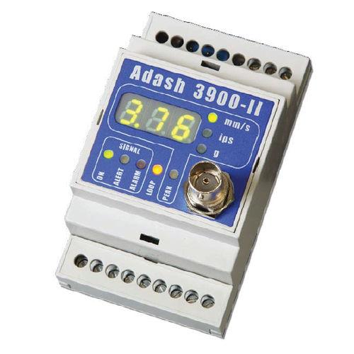 système de surveillance de vibration / numérique / en ligne / système de contrôle