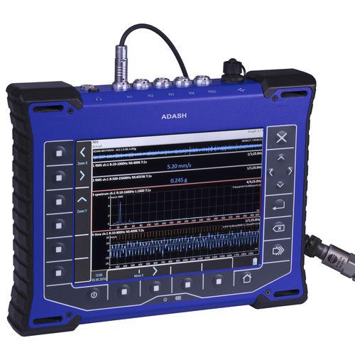 analyseur de vibrations de surveillance de machine - Adash