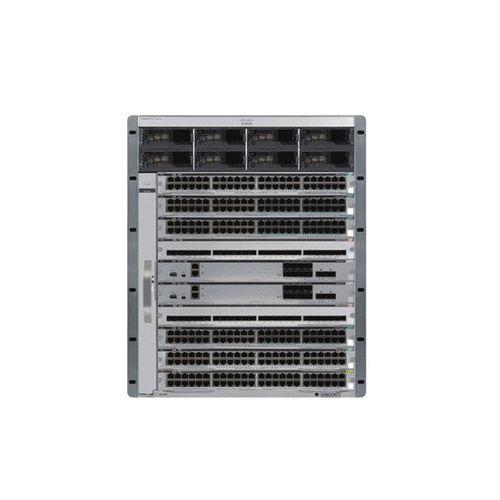commutateur Ethernet administrable / sur rack / PoE
