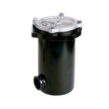 filtre hydraulique / à panier / de process / d'aspiration