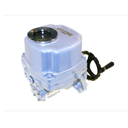 actionneur de vanne électrique / 90° / compact / en aluminium
