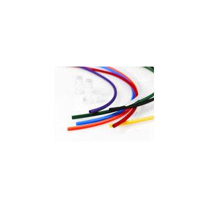 tube pour produits chimiques / pour produits alimentaires / haute température / en plastique