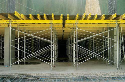 tour d'échafaudage modulaire / de façade