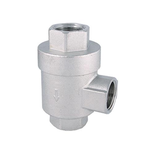 vanne d'échappement rapide / à membrane / pneumatique / de contrôle de débit