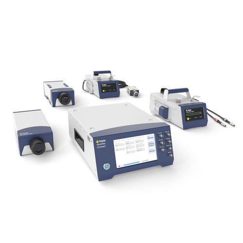 vibromètre de surveillance de machine - Polytec