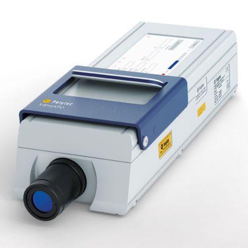 capteur de vibrations laser