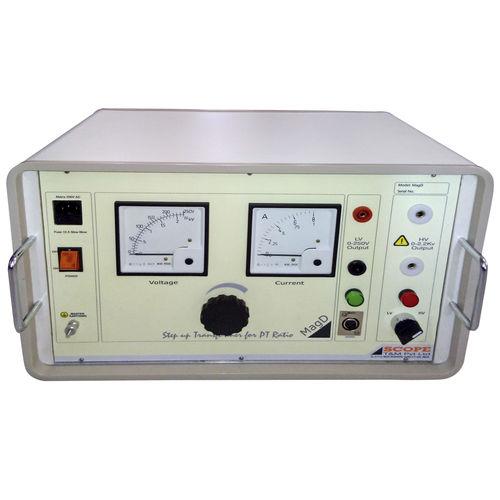 testeur de tension / de performance / de courant alternatif / pour transformateur