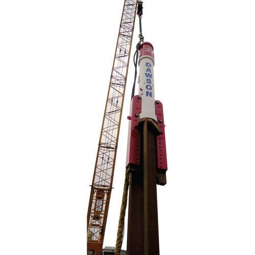 marteau de battage hydraulique