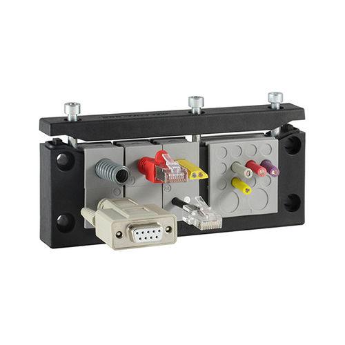 cadre entrée de câble IP54 / modulaire / pour câbles pré-assemblés
