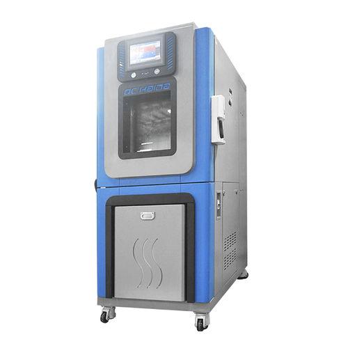 chambre d'essai climatique / d'humidité et température / avec fenêtre / pour matériaux composites