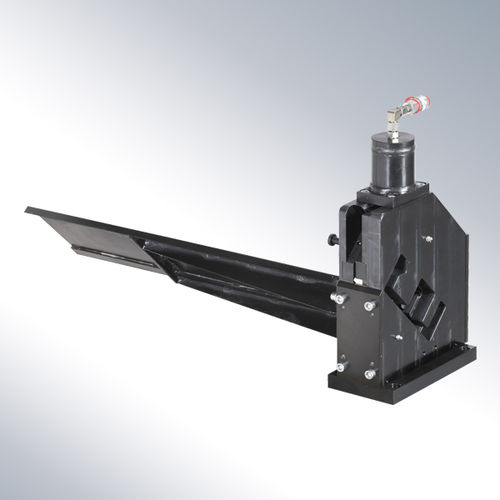 cisaille hydraulique / à profilé